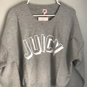 NWT Juicy Couture Sweatshirt